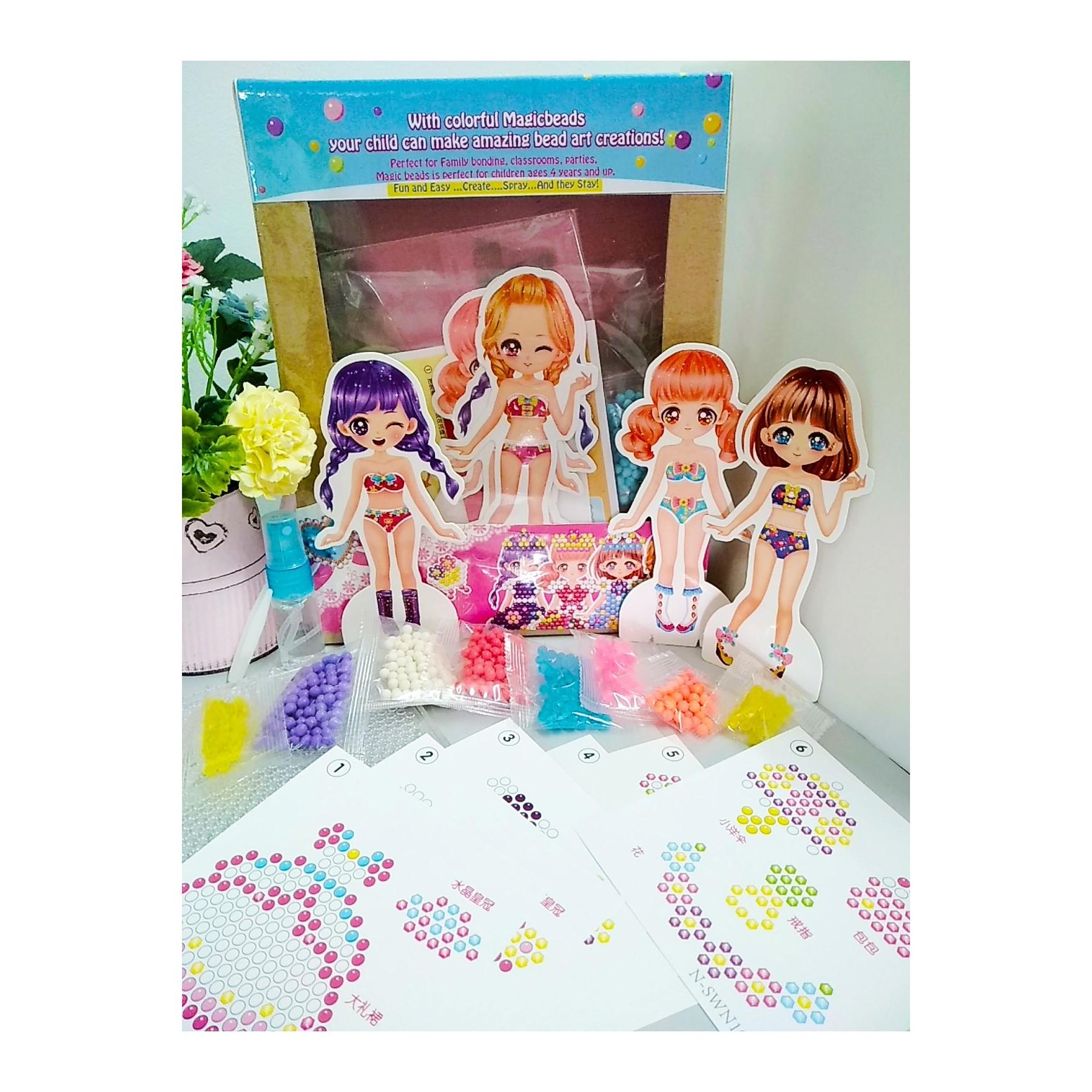 girls series box