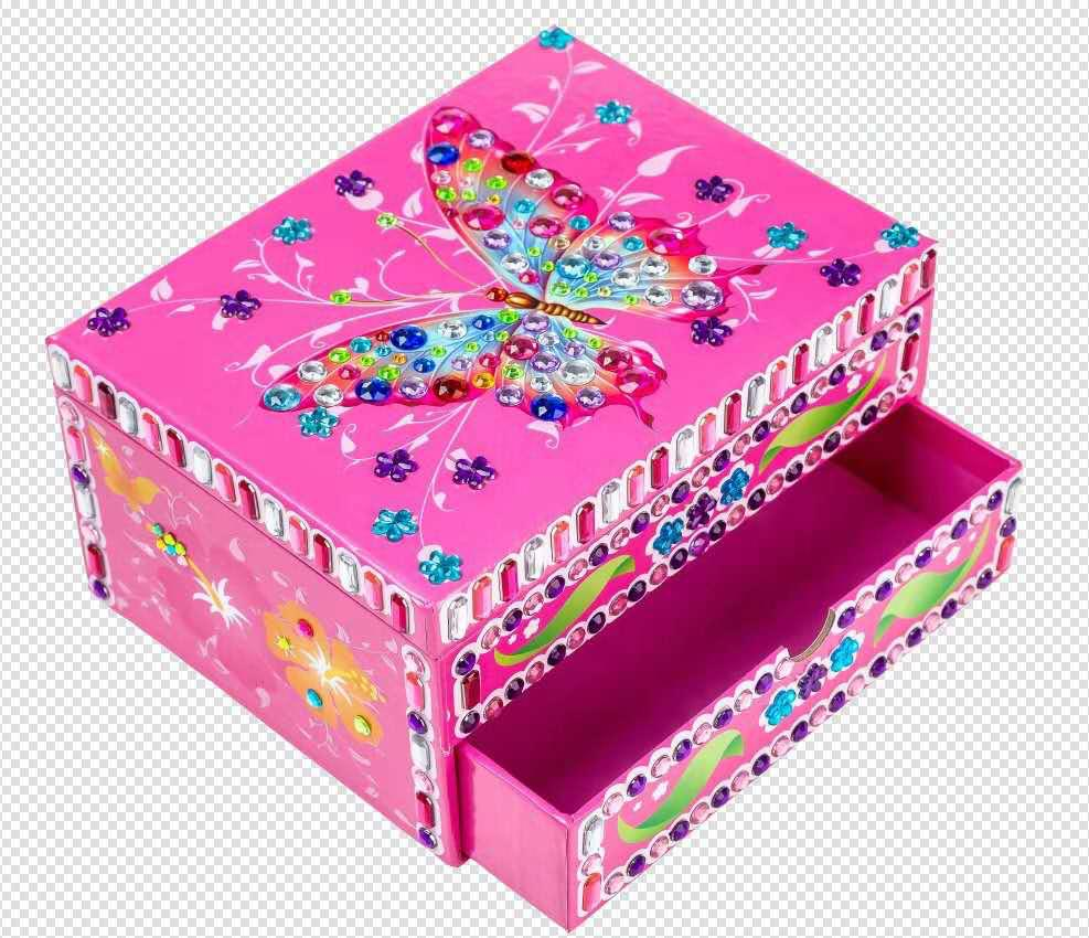Diamond Box – Butterfly 1