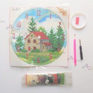 Diamond Clock - Tool Kit 1