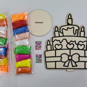Foam Clay - Cake Kit Set