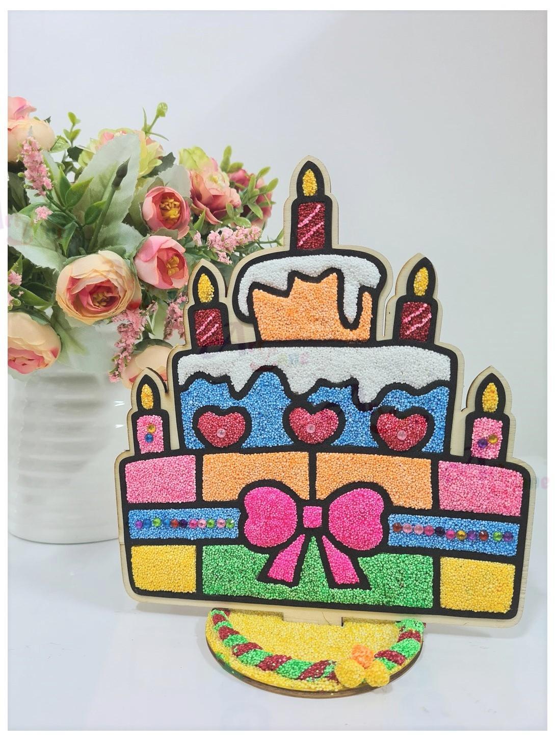 Foam Clay – Cake