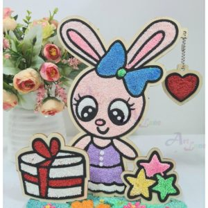 Foam Clay - Rabbit 1