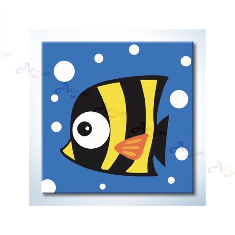 P2043-French-Angel-Fish-1 with watermark