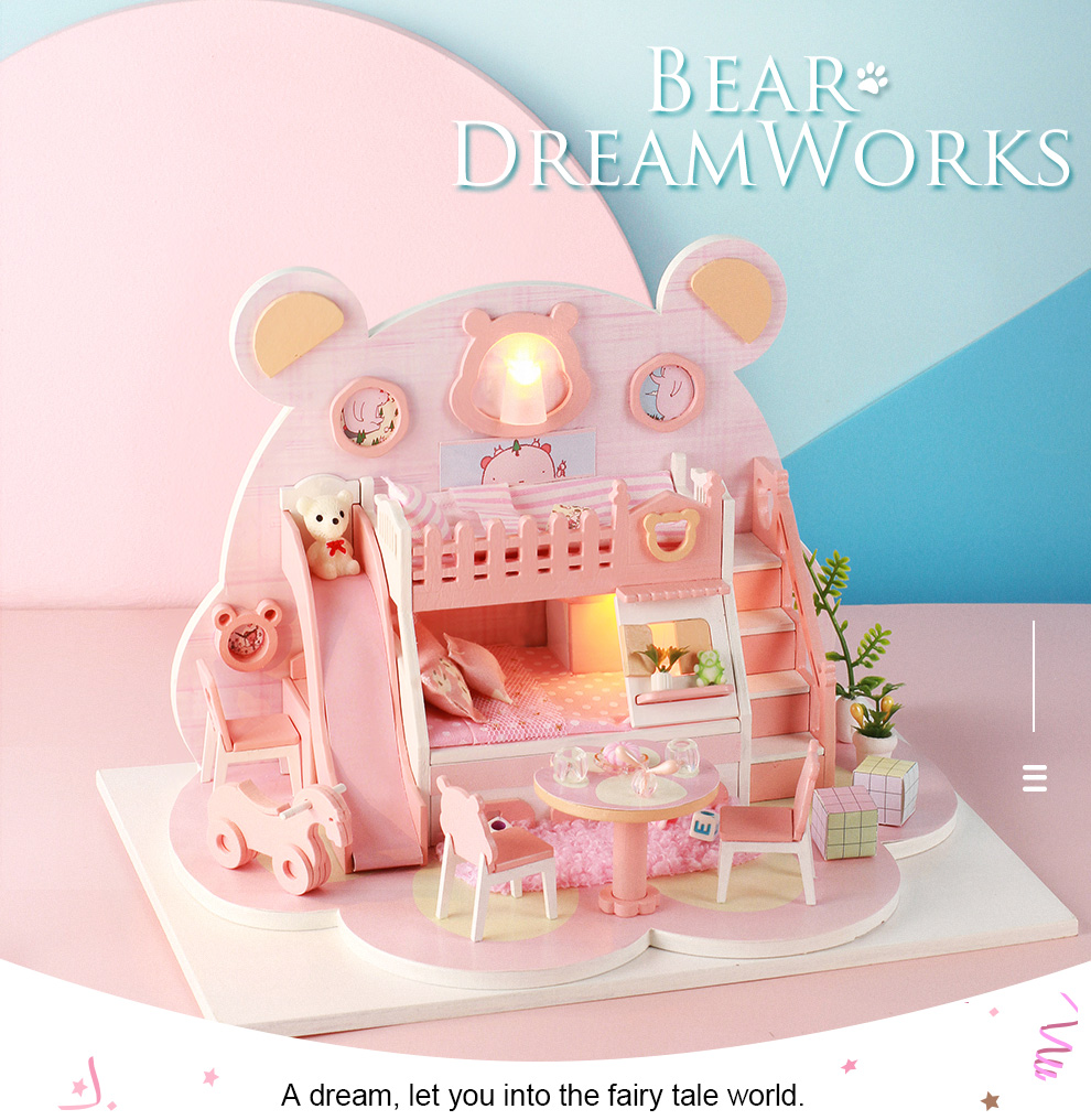 Bear Dream World P-001