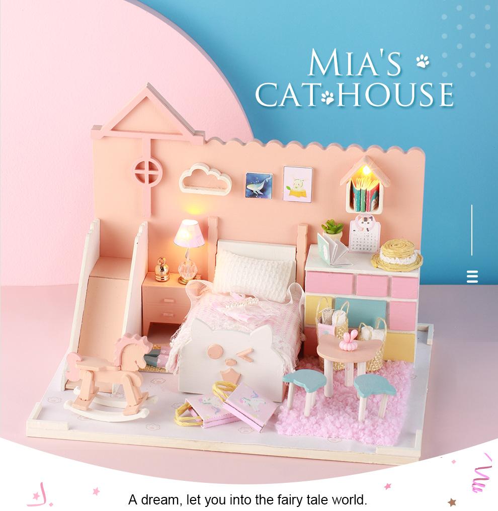 MIA's CAT House