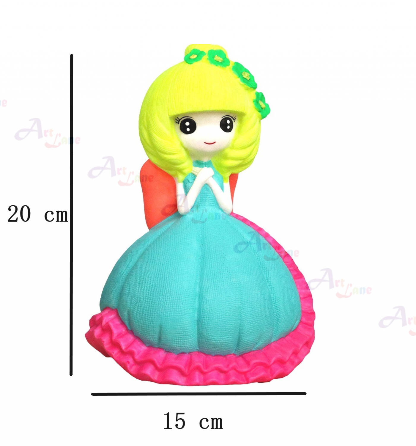 Coin Bank – Tosca Doll with watermark