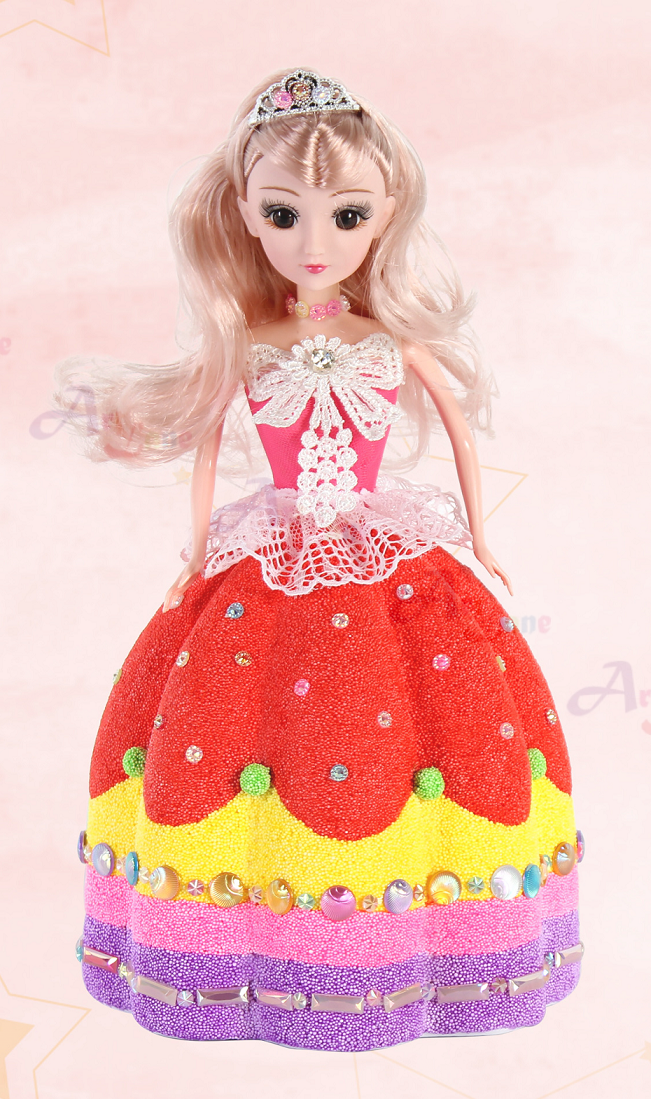 Foam-Clay-Princess-3 with watermark