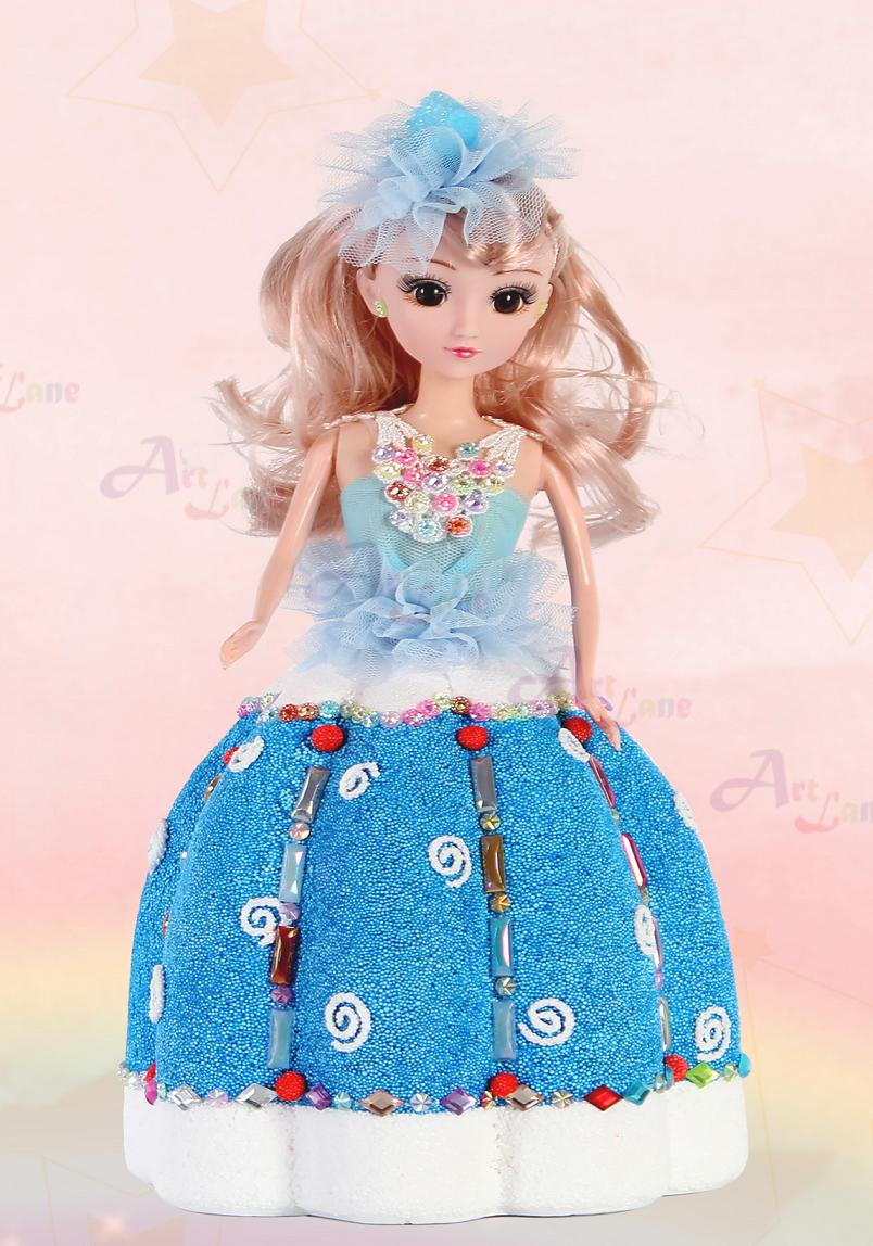 Foam-Clay-Princess-5 with watermark