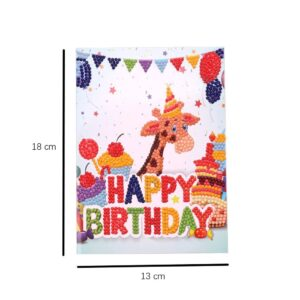 Birthday Card Size