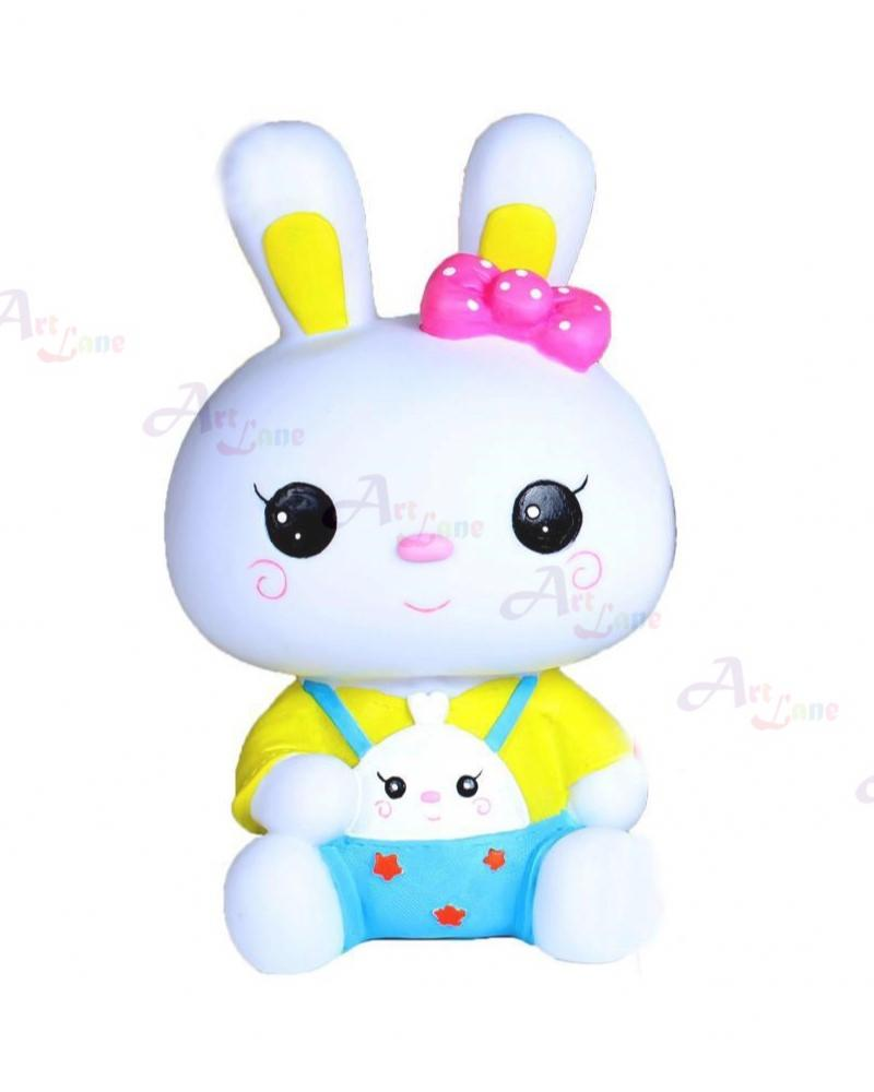 Coin-Bank-Little-Bunny with watermark