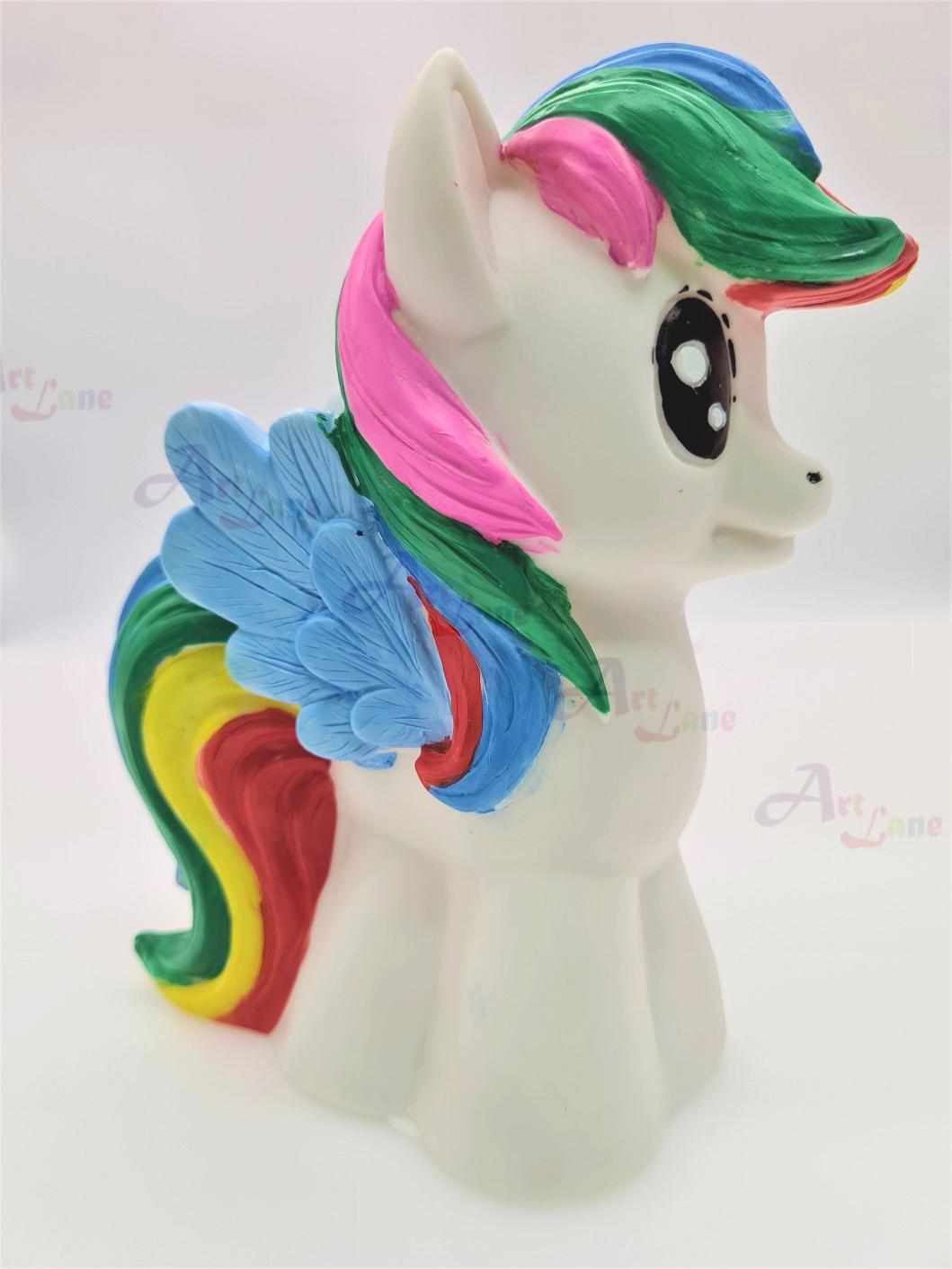 Coin-Bank-Rainbow-Pony-2 with watermark