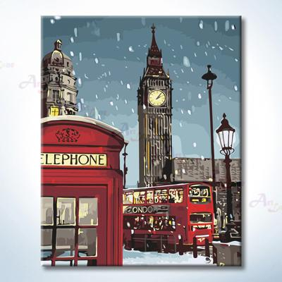 HB4050395-SNOWY-LONDON-40×50-1 with watermark