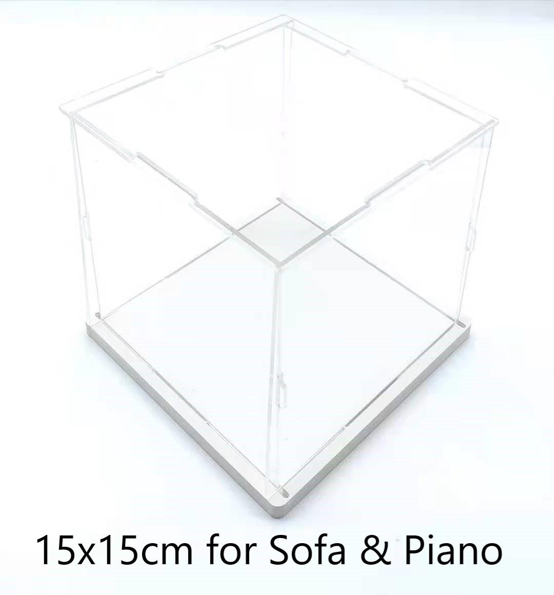 15x15xm for Piano & Sofa