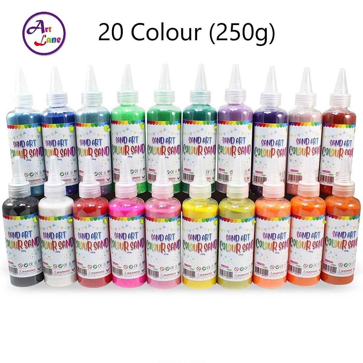 20 color (250g)
