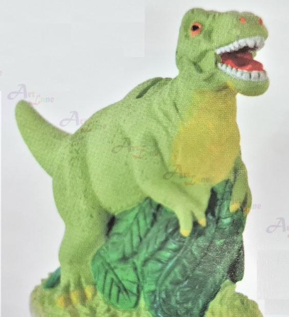 Coin Bank – Dino with watermark