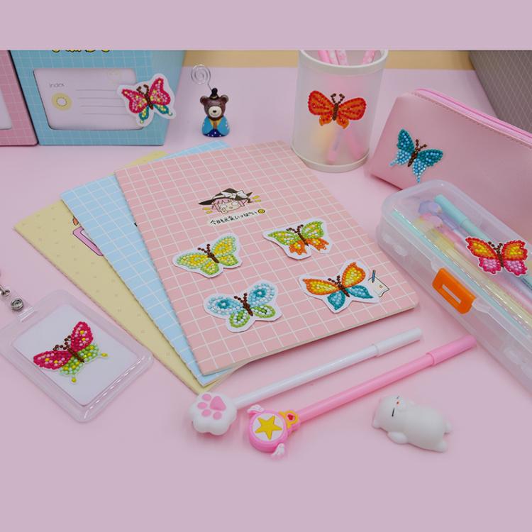 T018_Butterflies